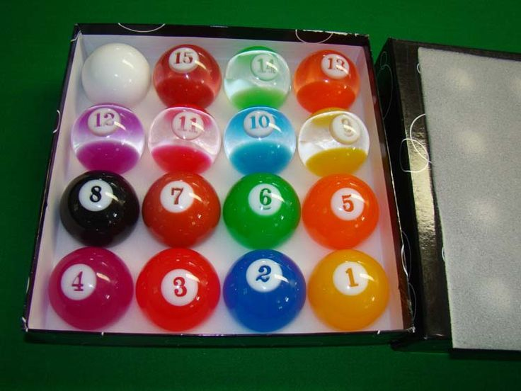 "Cheap pool ball keychain, Buy Quality ball box directly from China ball maker Suppliers: 	  	  2-1/4""  16pcs/box 57.25MM Transparent Complete Set of Balls Pool Table Billiard Ball Set"