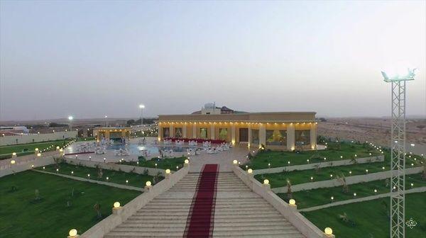 منتجع ايفانا بمنطقة الخرج الإستراحات الرياض Resort Villa Soccer Field