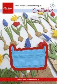 Image result for Marianne design Tiny's basket