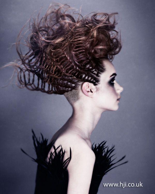 Avant Garde Hairstyles – hairstyle