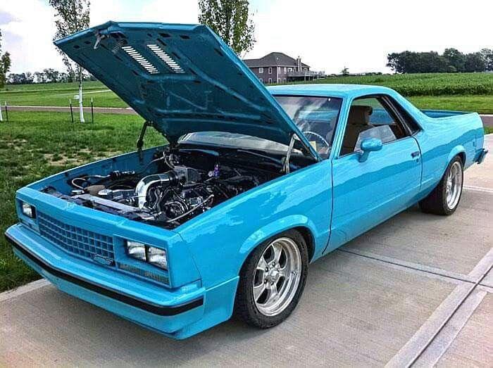 El Paso Car Dealerships >> Chevy El Camino | Old Rides | Pinterest | Chevy and El camino
