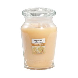 Yankee Candle Simply Home Medium Vanilla Frosting