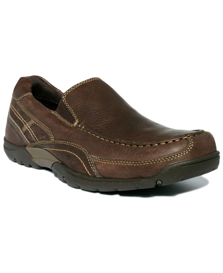 Rockport City Trail Slip-On Loafers - All Men's Shoes - Men - Macy's