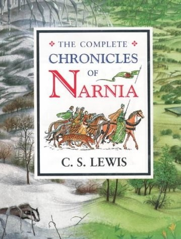 The Complete Chronicles of Narnia (The Chronicles of Narnia) by C.S. LEWIS, http://www.amazon.com/dp/0001857134/ref=cm_sw_r_pi_dp_zMDcqb0Z8DVZD
