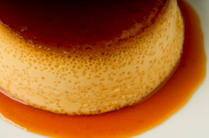 A group of friends of mine and me are starting an international dinner group. Our first theme is Argentinian food. I of course get to bring dessert. This page has a recipe for flan and also a list of popular Argentinian dessert. Very helpful.