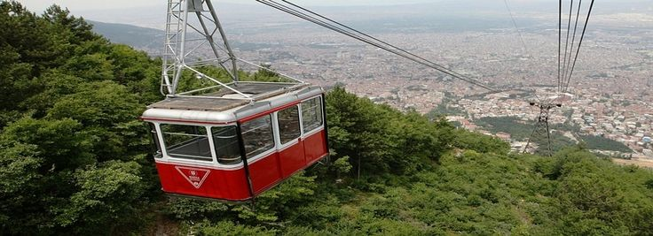 Highlights: Ferry to Bursa, Green Mosque, Cable Car to Mt. Uludag. Departure: Bursa tour must be minimum 6 person limit for guarantee group tour. Visit to Ulucami ( Grand Mosque ), the old silk market in the Covered Bazaar.