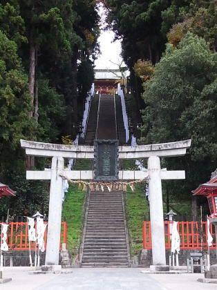 鹽竈神社(塩釜神社)・陸奥国一之宮(宮城):ぶらり寺社めぐり