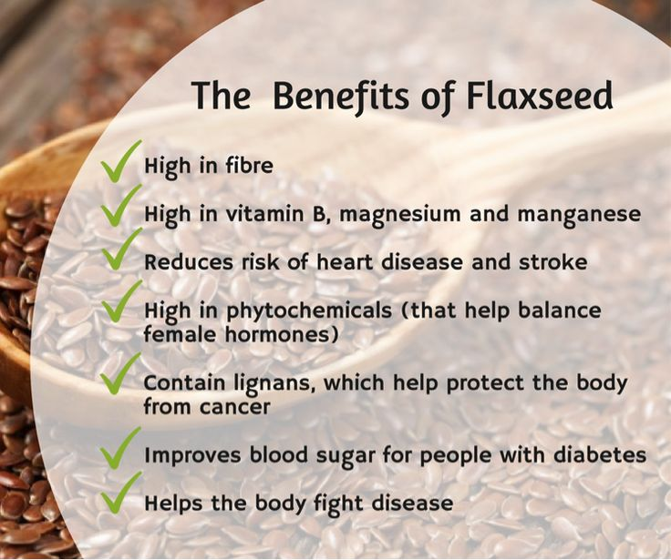 If you're not familiar with these tiny little seeds - it's time to get acquainted. Flaxseeds are an exceptional source of alpha linolenic acid (ALA) an omega-3 fatty acid that's thought to help guard against heart disease and type 2 diabetes.