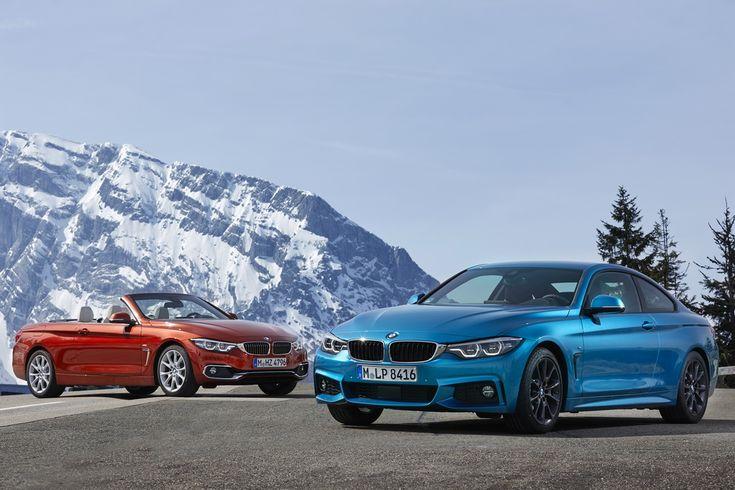 Чем же отличается обновленное семейство BMW 4 серии от предшественника, мы разбирались на тестах в Баварии.