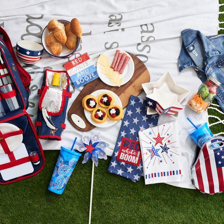 Create the perfect Americana holiday celebration Holiday