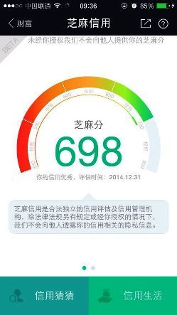 Every Chinese citizen will soon have a score based on how they live and conform SesameCredit