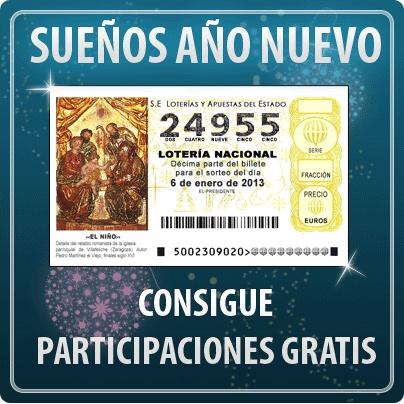 Sueños Año Nuevo - Lotería El Niño 20113 http://www.facebook.com/ventura24