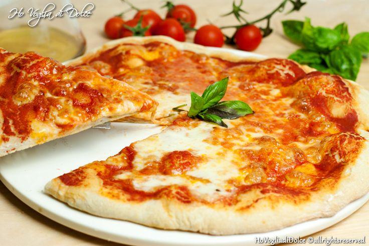 Pizza napoletana fatta in casa
