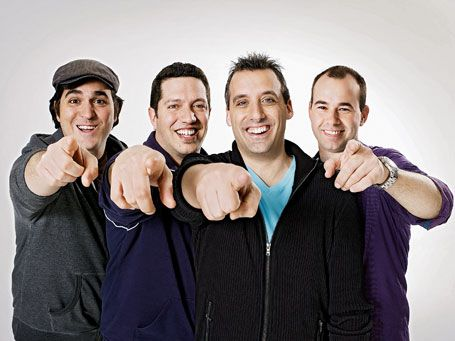 Impractical Jokers. A Must See!