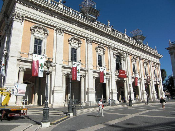 Vamos visitar os Museos Capitolinos em Roma?   Touristico