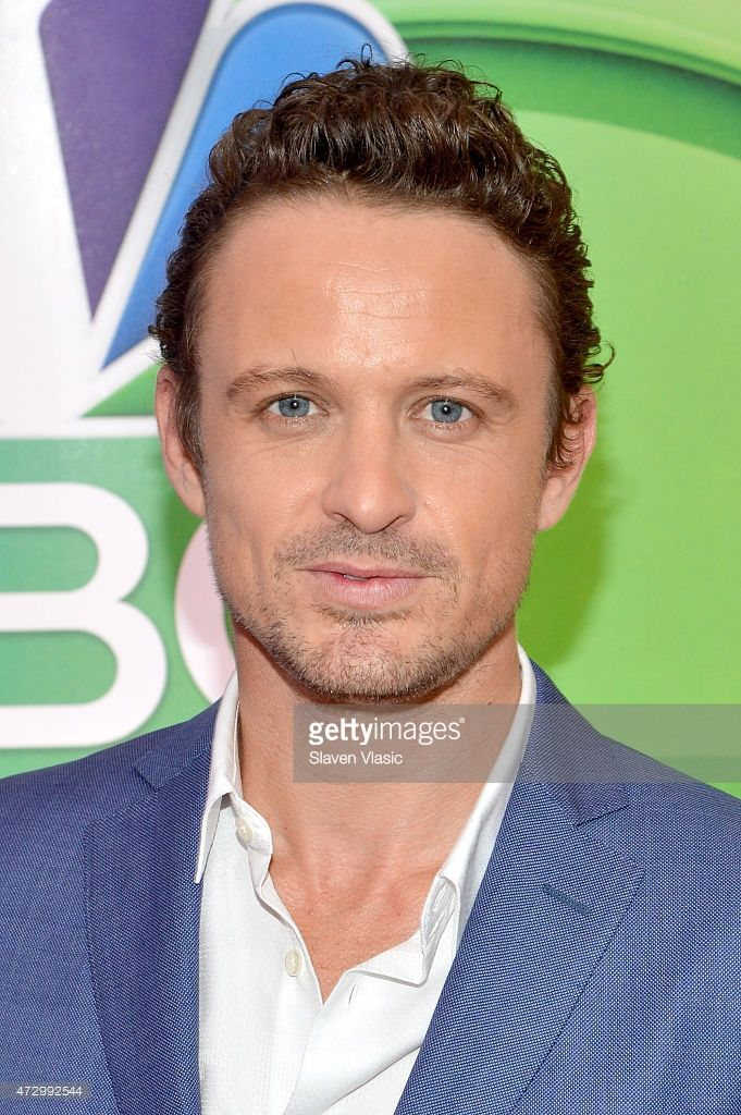 David Lyons attends The 2015 NBC Upfront Presentation at Radio City Music Hall on May 11, 2015 in New York City.