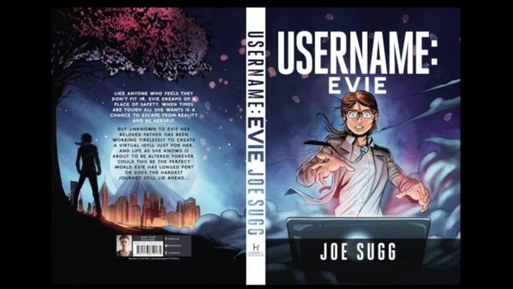 USERNAME: EVIE COVER!!  Evie looks quite a bit like me, actually. Thanks, Joe! XD