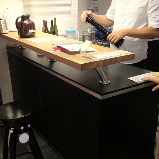 my dream bar counter shot from ikea alexandra barras