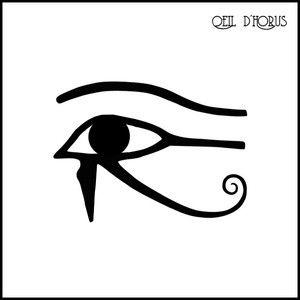 tattoo oeil d'horus et oudjat