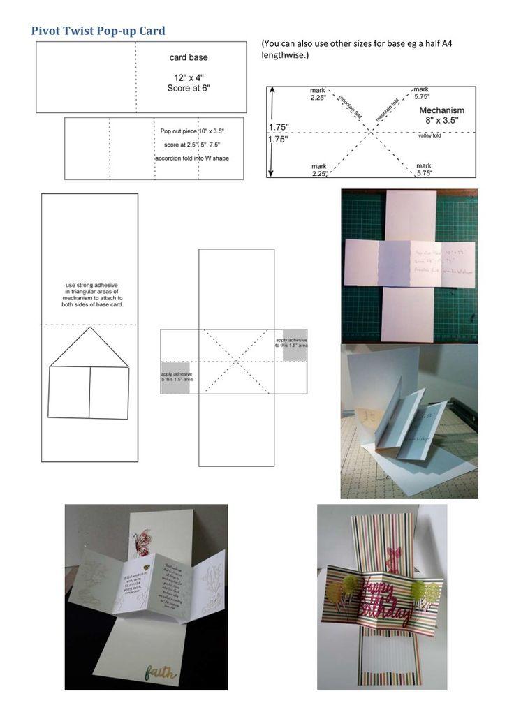 1465 best cards pop ups images on pinterest card tutorials folded cards and pop up cards. Black Bedroom Furniture Sets. Home Design Ideas