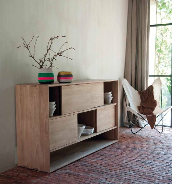 simple, authentic & functional furniture in a timeless, contemporary design with respect for the environment and our society