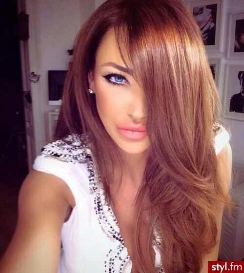 Hair color lovin' it                                                                                                                                                                                 More