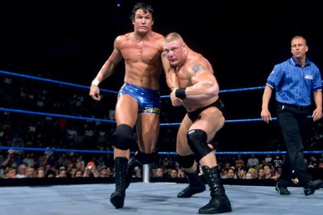 Brock Lesnar vs. Randy Orton and Top WWE News from Week of July 9