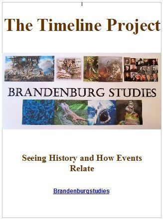 The Timeline Project - Brandenburg Studies | CurrClick (already downloaded!)