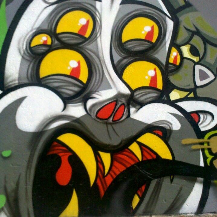 #graffitti #streetart #wynwood