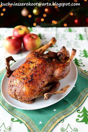 Kuchnia szeroko otwarta: Kaczka pieczona z jabłkami