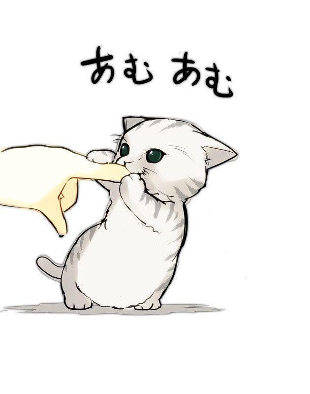 dibujos de bonitos de anime kawaii - Buscar con Google