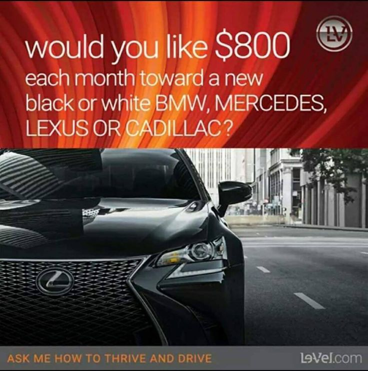 Who wouldn't want $800 towards a new car?