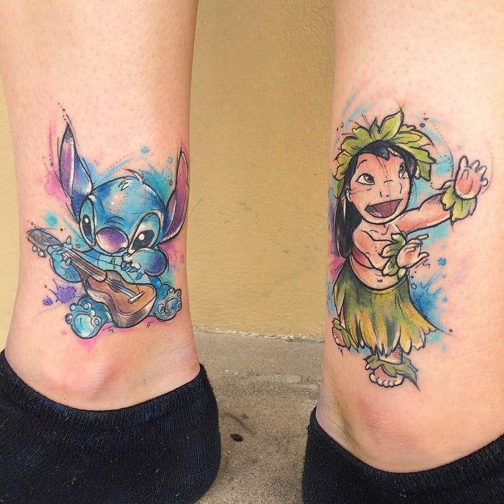 Disney Couple Tattoo Ideas: 100+ Disney Couple Tattoos That Prove Fairy Tales Are Real