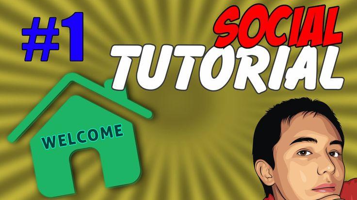 [Tutorial] Come creare una #welcomepage all'interno della tua #fanpage Facebook(1/2)