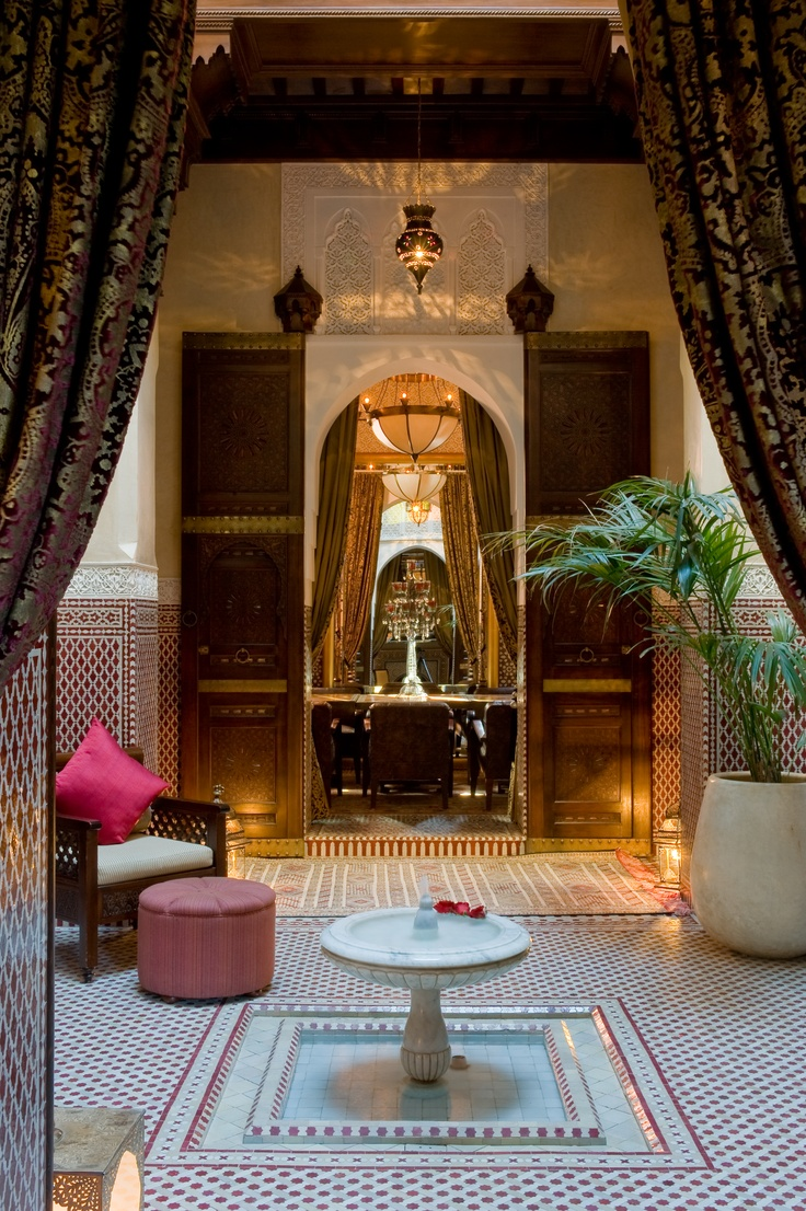 66 best the riads images on pinterest luxury hotels for Hotel design marrakech