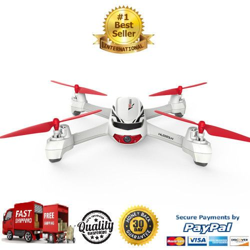 This HubsanUAV Drone RC Quadcopter RTF is the most recent X4 Quadcopter and highlights an inherent 720P HD camera, come back to home mode, worked in GPS, height alter and a headless flight mode to make the quad considerably less demanding to fly. | eBay!