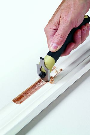 How to Remove Paint from Trim and Molding