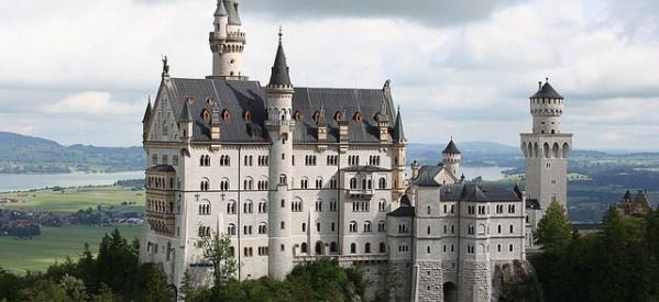 Un luogo magico come il suo castello, famoso in tutto il mondo