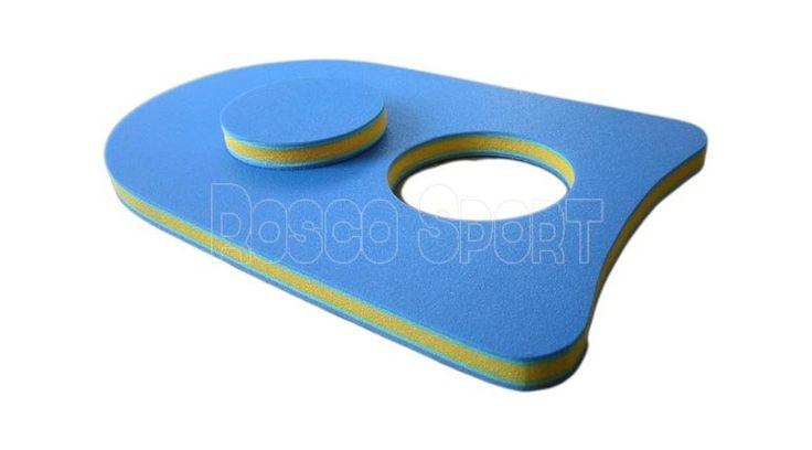 Polifoam úszódeszka dugóval - Rosco Sport - » Úszás » Úszás kiegészítők