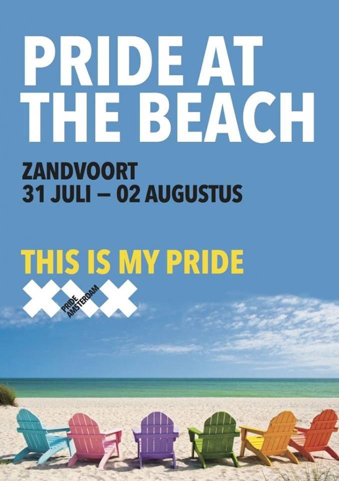 Pride at the Beach In de Pride week van Amsterdam is er ruimte drie dagen Pride activiteiten in Zandvoort te houden. Er is een zeer uitgebreid programma met straat- en strandfeesten, dj's, optredens, gala-avonden, drag-shows etc. op verschillende podia in Zandvoort.  Het programma wordt binnenkort bekendgemaakt.  De opening van Gay Pride at the Beach is op maandag 31 juli met een GayParade door Zandvoort.  In de middag arriveert de roze trein in Zandvoort (vertrek Amsterdam 13:56).  Dit…