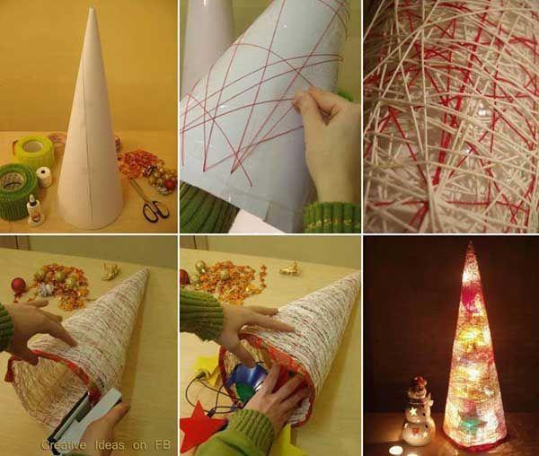 cheap christmas decorations: Cheap Christmas decorations ideas 2013