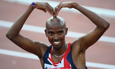 Mo Farah Wins Diamond League 5000m in Eugene Oregon