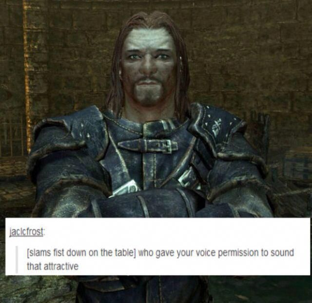 Can You Get Divorced In Skyrim The Medic From Tf2 Is Voiced By The Same Guy Skyrim Funny Skyrim Memes Skyrim