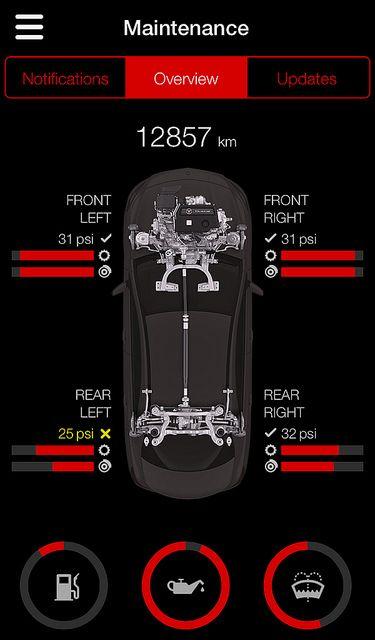 App for QNX Concept Car