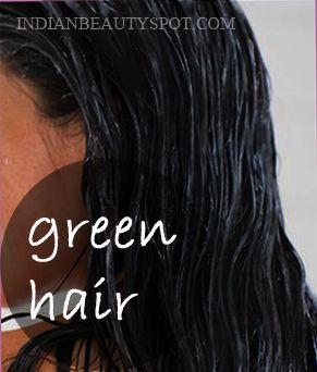 Green Tea Hair Spray and Hair Rinse