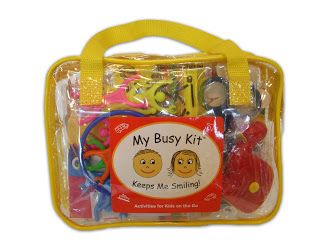 Keeps Me Smiling: My Busy Kit