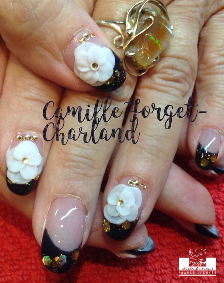 Ongles Nails Camille Forget-Charland.