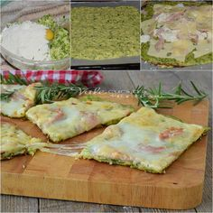 Schiacciata di zucchine ricetta facile e veloce