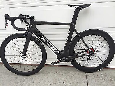bicycles: 2015 Felt AR1 medium 56cm SRAM Red carbon clinchers road bike fiber venge madone #Bicycle - 2015 Felt AR1 medium 56cm SRAM Red carbon clinchers road bike fiber venge madone...