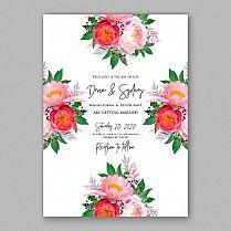 Пионы свадебные приглашения Винтаж акварель вектор цветочный с пионами и садовые цветы, ботанические природные пионы иллюстрации. Летние цветочные пионы открытки
